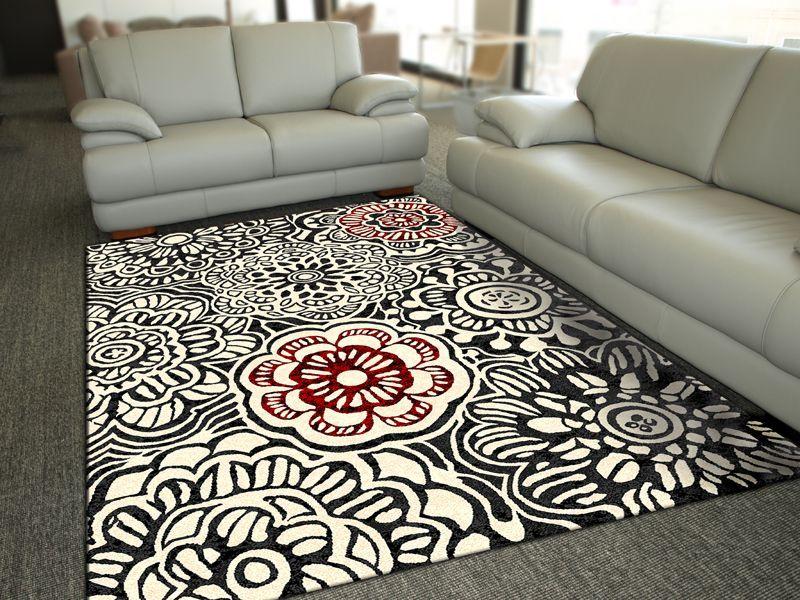 Decoraciones carlos alfombras modernas - Alfombras de pasillo modernas ...